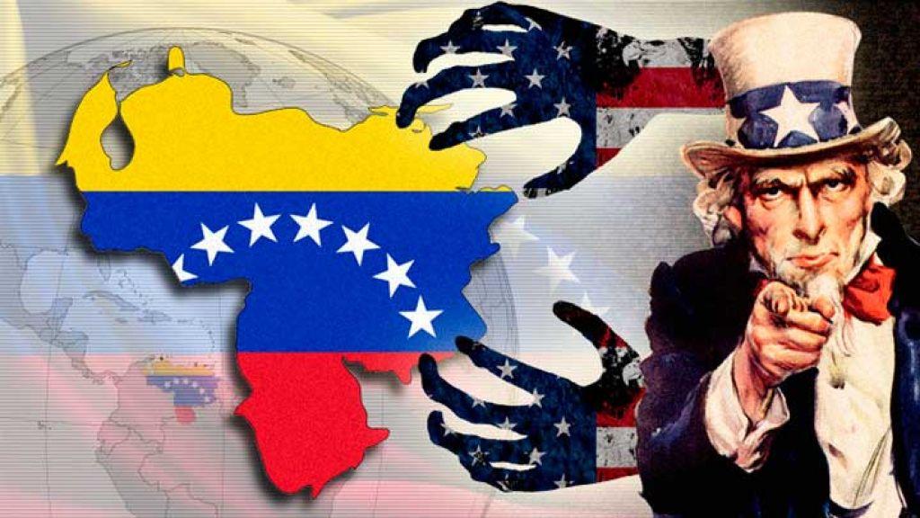 JUAN GUAIDO #Macrobama HROZÍ, ŽE POVOLÍ VOJENSKÚ INTERVENCIU USA VO VENEZUELE