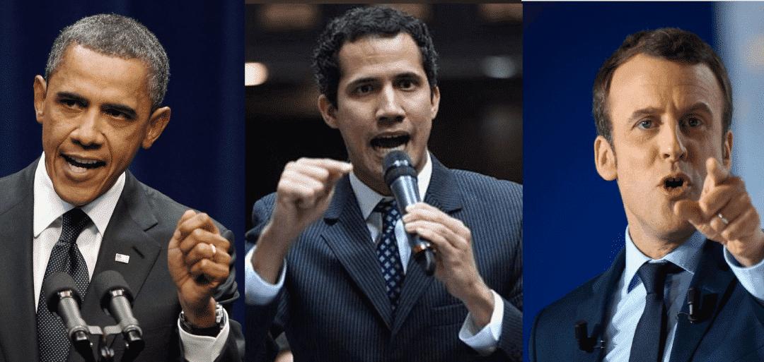 Martin Koller:  Zeman a Guaidó #Macrobama