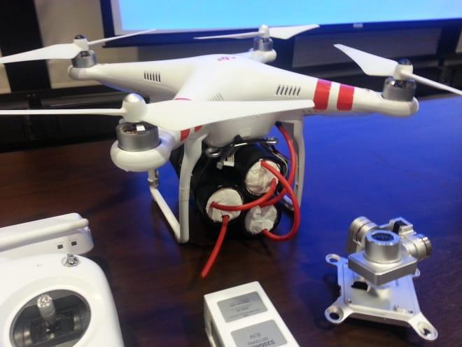 Detaily pokusu vraždy Madura dronom DJI + Drony na bojisku 2019