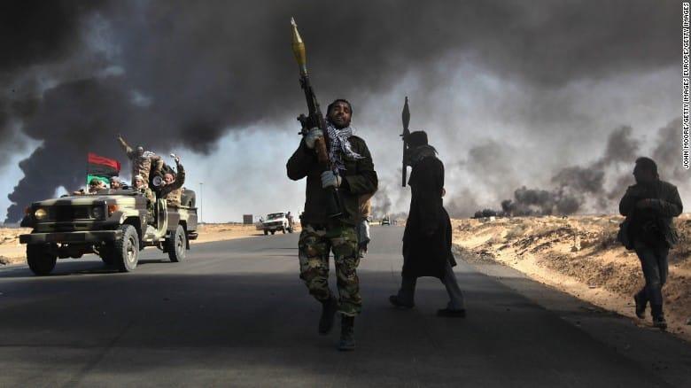 Čo sa skutočne deje v Líbyi: Povstanie proti OSN a teroristickej okupácii podporovanej USA