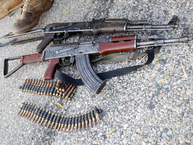 Ako pracuje AK-47 -VIDEO-