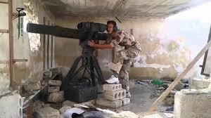 TURECKO OBNOVILO SVOJE DODÁVKY ZBRANÍ PRE SÝRSKYCH MILITANTOV/ TERRORISTOV /, ABY ČELILI ÚTOKU SÝRSKEJ ARMÁDY