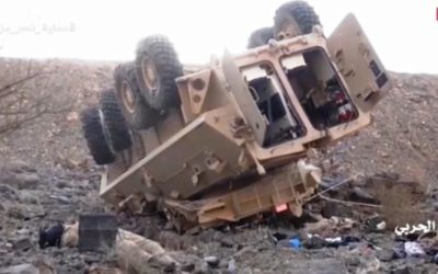 Brutálna porážka Saudskej arábie v Najrane. FOTO VIDEO
