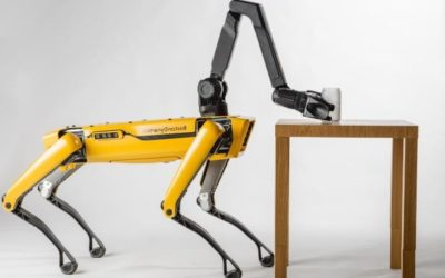 Boston Dynamics spúšťa prvý komerčný predaj robota SPOT mini. -video-