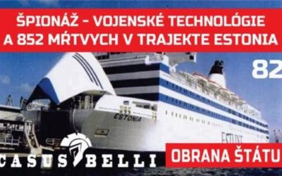 Casus belli 82 – Mikroelektronika v armáde: USA vs Rusko 02 – Obrana štátu 02