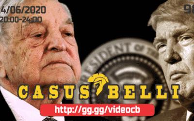 Casus Belli 98 – Novinky, Revolucia ci Evolucia v USA, Stredny vychod, Oslavy 75 vyrocie WW2 v Moskve…