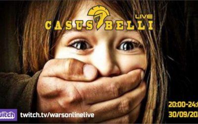 Casus Belli 103 – Novinky, Ekonomika sveta, Pedofilia, Azerbajdzan vs Armensko…