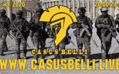 Casus Belli 105 – Novinky, Novela zákona o zbraniach so strelivom, Hon na čarodejnice, Náhorný Karabach…