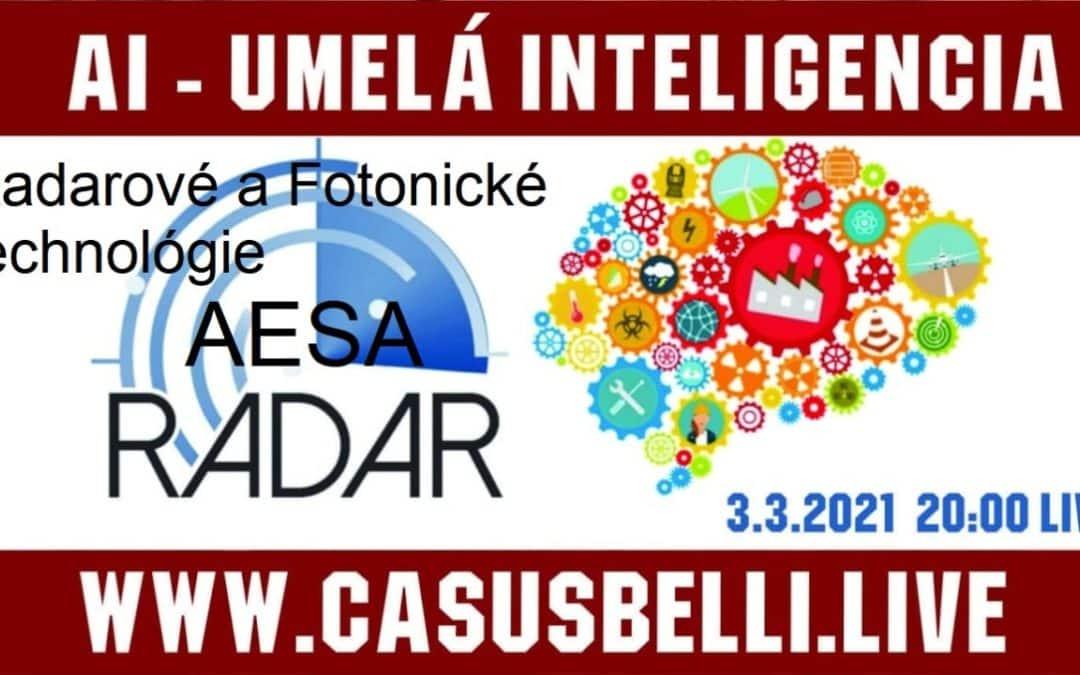 Casus Belli 115 – Umelá inteligencia, Radary a rádiofotonika s umelou inteligenciou diel č.1, Novinky….