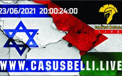 Casus Belli 123 – Palestina vs Izrael s hostom, Aktuality a novinky…