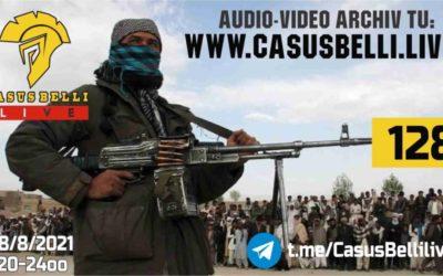 Casus Belli 128 – Novinky, Afganistan, Letectvo diel 1, AI umela inteligencia záver.